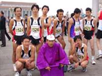 海外マラソン挑戦北京マラソン